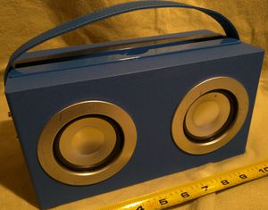 Polaroid Portable Battery Operated Travel Bluetooth Speaker deal for Sale in NEW CUMBERLND, WV