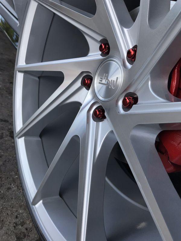 Niche Wheels Mustang >> 20x10 5 Rims Niche Wheels Brand Fits Honda Nissan Mustang Infinity