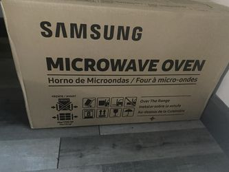 Over The Range Stainless Steel Microwaves  Thumbnail