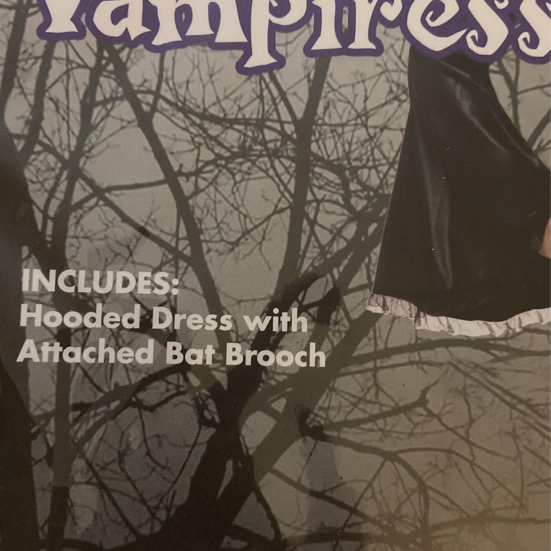Bat Vampire Costume