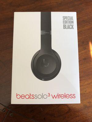 Beats Solo 3 Wireless - Special Edition for Sale in Murrieta, CA