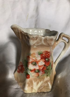 "4.5x3.5"" antique milk pitcher for Sale in Cleveland, OH"