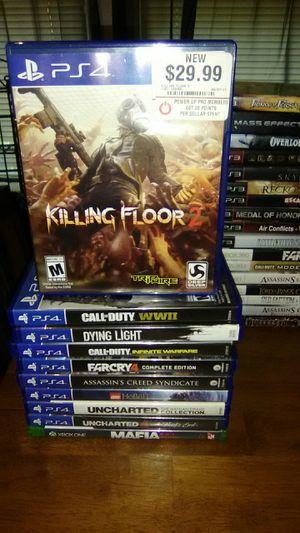 THE KILLING FLOOR 2 PS4 for Sale in Sanford, FL