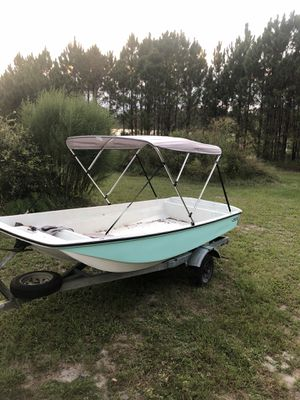 Boston whaler 13' classic for Sale in Osteen, FL