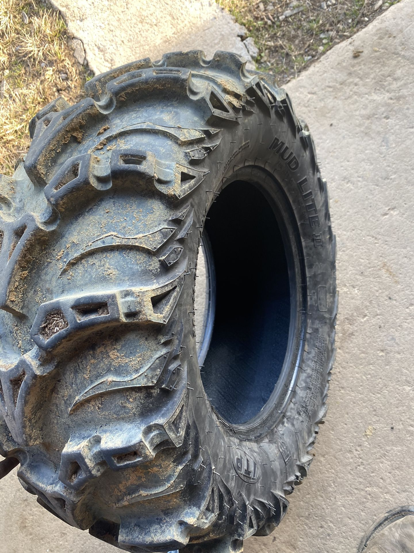 Atv Tires Mud Lite II