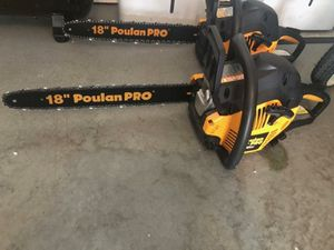 Poulan Chain Saw for Sale in Orlando, FL