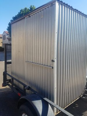Outdoor aluminum shed for Sale in Tolleson, AZ