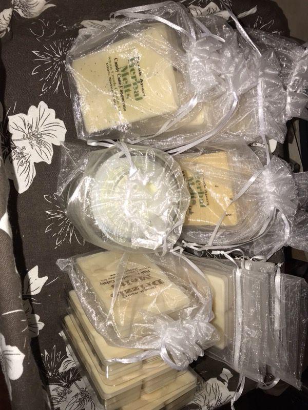 NEW Candles wax melts & gift ideas