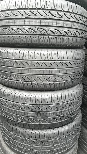 four good set of tires for sale 245/45/19 for Sale in Washington, DC