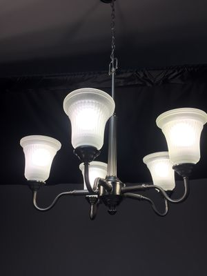 Dining room light fixture for Sale in NO POTOMAC, MD