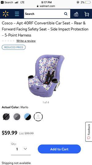 Cosco Car Seat For Sale In Scranton PA