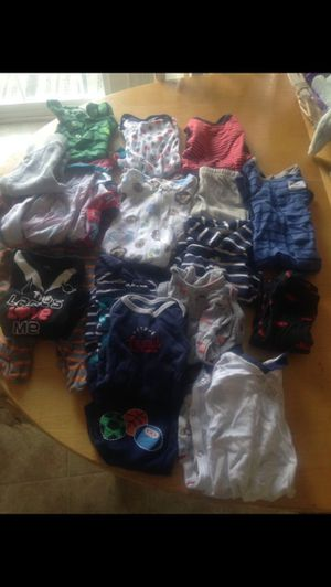 40 piece boy clothes for Sale in Martinsburg, WV