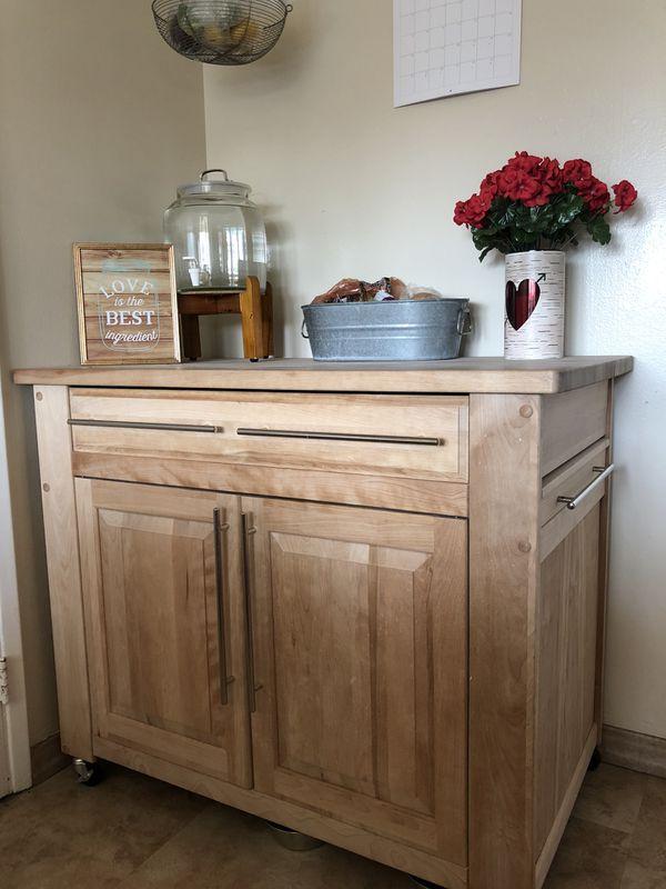 Catskill Craftsmen Empire Kitchen Island for Sale in Hayward ...