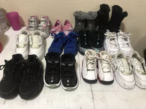 Kids Baby Toddler Shoes Nike, Jordan, Boots for Sale in Conroe, TX