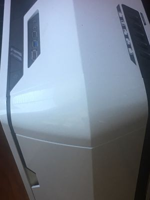 Desktop Computer with HP monitor for Sale in Arlington, VA
