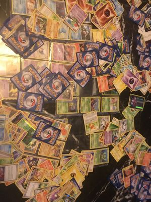 Piles of Pokémon! for Sale in Sugar Land, TX