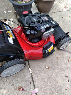 "Craftsman Platinum 21"" Inch Self Propelled Lawnmower W/Bag  Thumbnail"