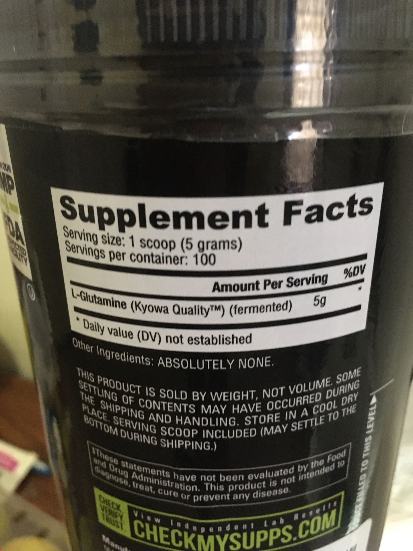 glutamine amino acids