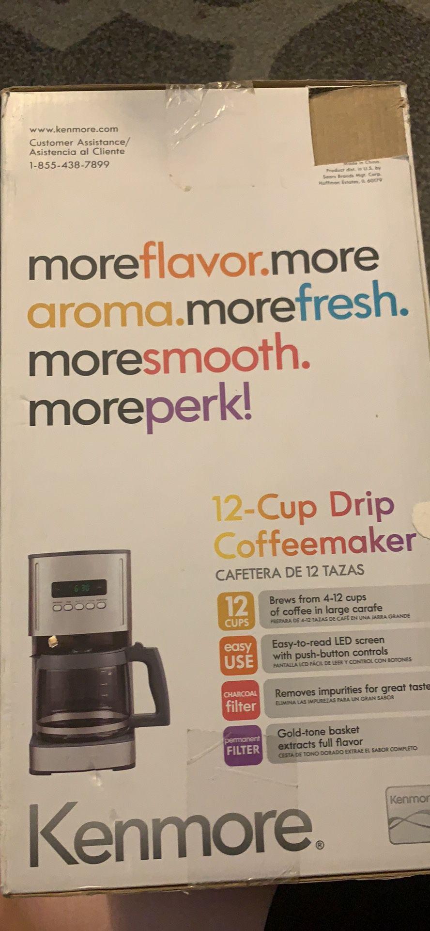 Kenmore Coffee Makers