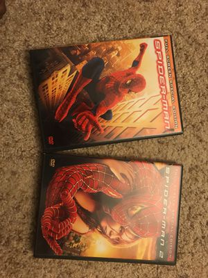 Spider-Man 1 & 2 for Sale in Woodbridge, VA