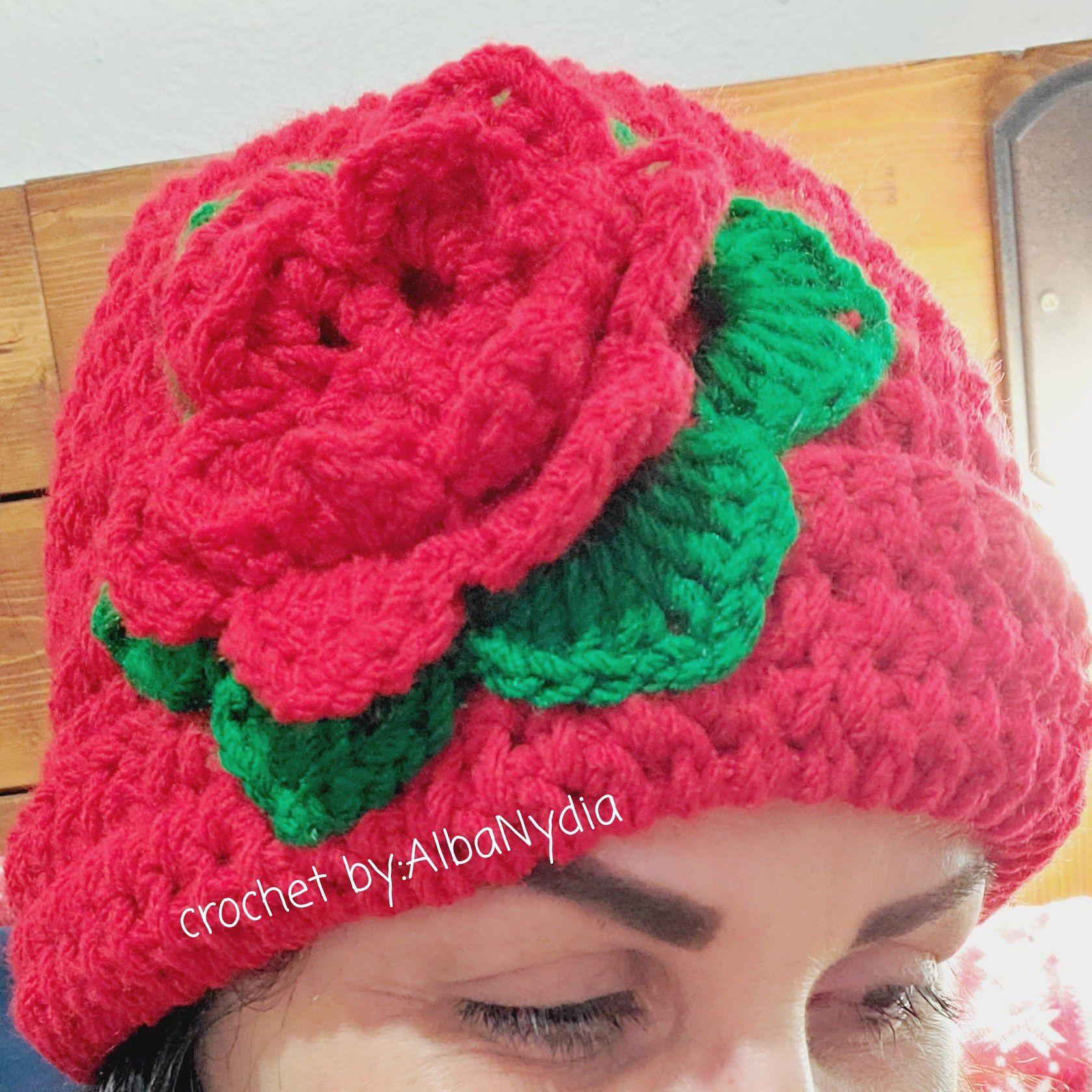 Gorritos a crochet