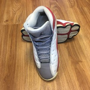 031a84e5ab0 Men s Nike Air Jordan Retro 13 Cement Grey   Red 41457-126 Sneakers Shoes  Size 10.5 MSRP  280 for Sale in Lake Worth