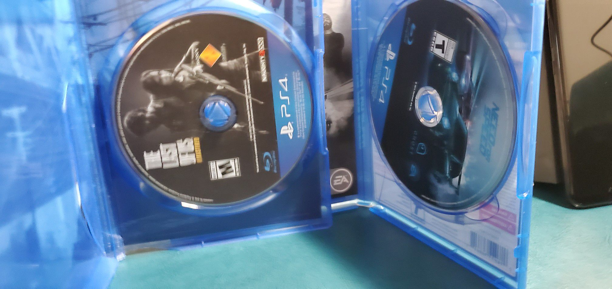 PS4 VIDEO GAMES