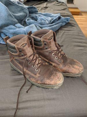 Photo Wolverine work boots