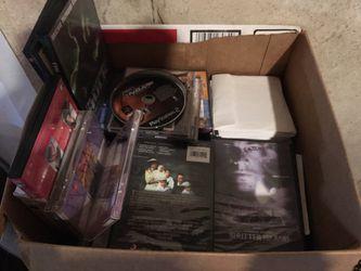 Big box of dvds Thumbnail