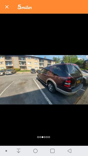 Ford explorer for Sale in Oxon Hill, MD