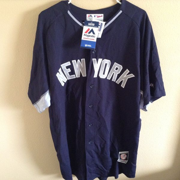New York Yankees MLB majestic Coolbase 52 52