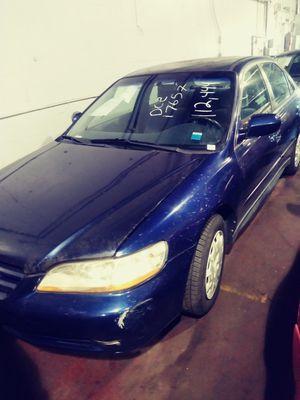 O1 Honda Accord LX 10WR 114.000 RUN Good. for Sale in Washington, DC