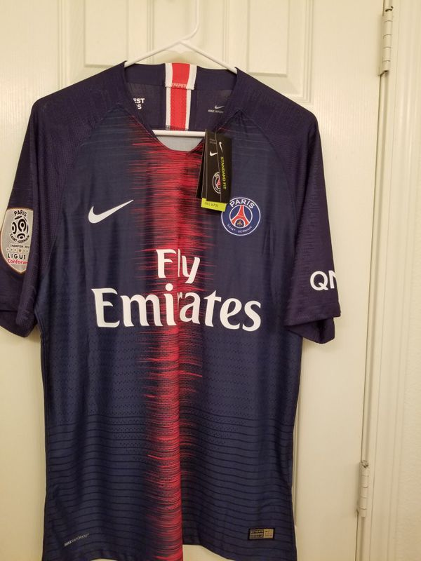 new styles bd493 11f0d 18/19 NEYMAR JR PSG AUTHENTIC PLAYER MATCH JERSEY VAPORKNIT for Sale in Del  Rey, CA - OfferUp