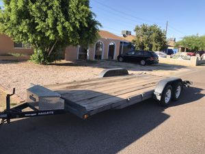 Offer Up Phoenix Az >> New And Used Car Trailer For Sale In Avondale Az Offerup