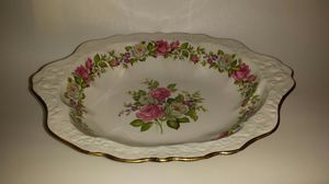 Beautiful platter/bowl made in England. for Sale in Orlando, FL