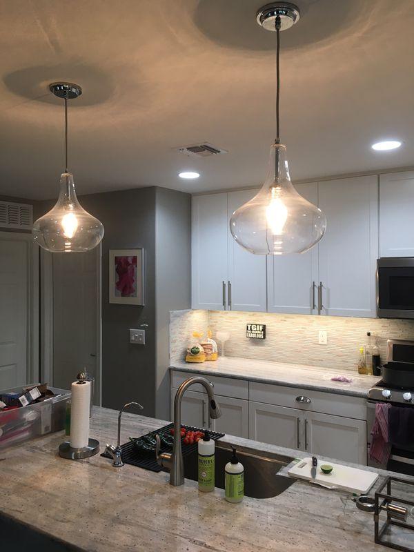 Glass Pendant Lights For Sale In Chandler Az Offerup