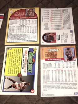 Sports cards collected in good condition. Thumbnail