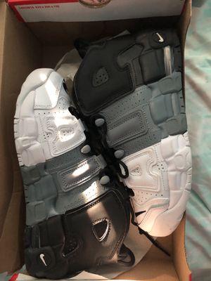 Nike Uptempo Grade school shoes for Sale in UPPR MARLBORO, MD