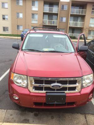 Ford Escape automatica 2008 4 cilindro 120 mil millas for Sale in Lincolnia, VA