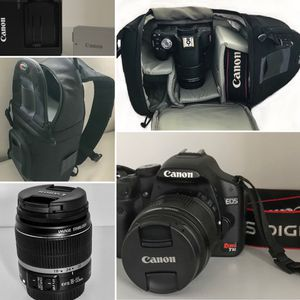 Canon EOS Camera DSLR for Sale in Miami, FL