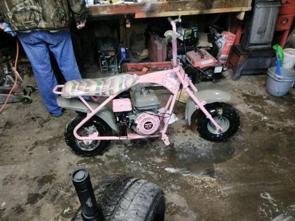 Custom built mini bike 4hp Honda motor everything brand new for Sale in  Clarksville, TN - OfferUp