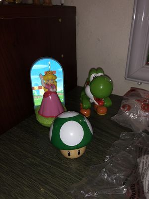 Super Mario McDonald's collectible toys for Sale in Palm Desert, CA