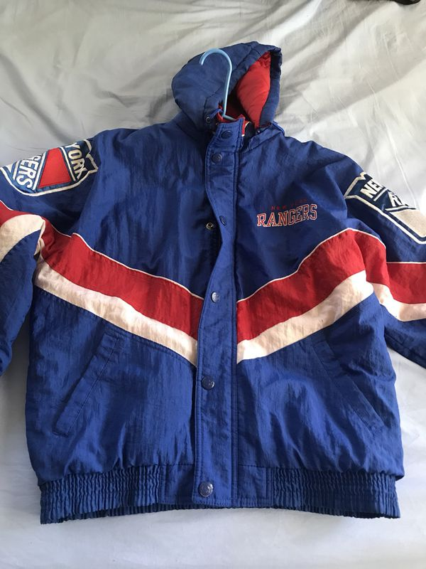 Vintage NHL NY Rangers Starter Jacket for Sale in West Haven 51cff15c1f