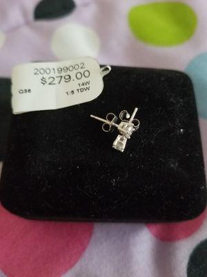 Diamond Earrings for Sale in Frederick, MD