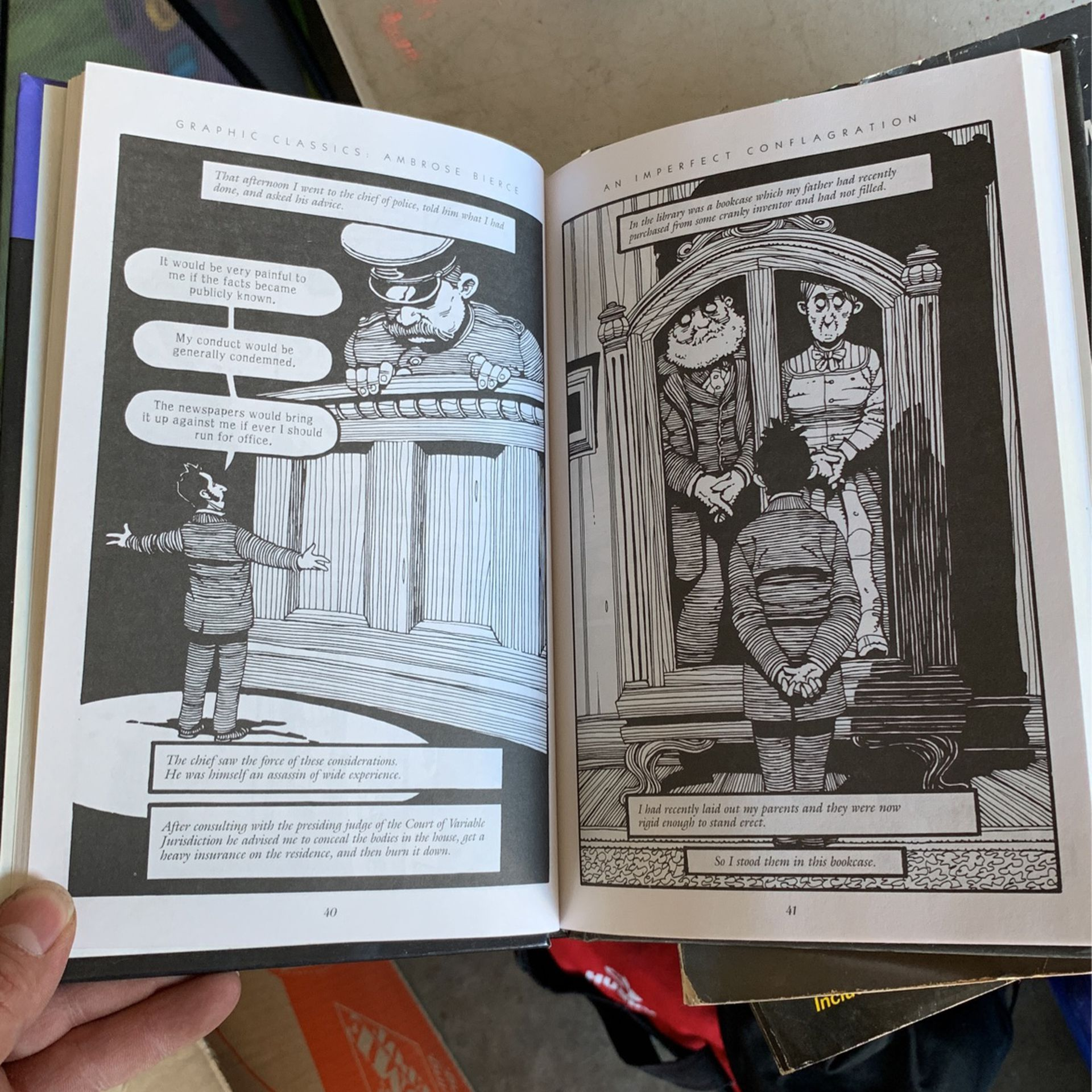 Graphic Classics Book