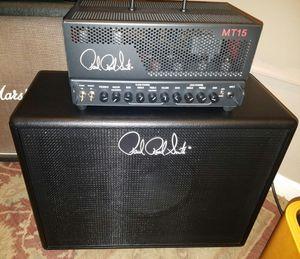 PRS MT15 Mark Tremonti Guitar Amp Head/Cab for Sale in Orlando, FL