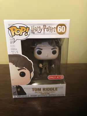 Exclusive Harry Potter Funko POP - Tom Riddle for Sale in Centreville, VA