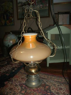 New and used chandeliers for sale in garner nc offerup vintage electrified oil lamp chandelier for sale in raleigh nc aloadofball Choice Image