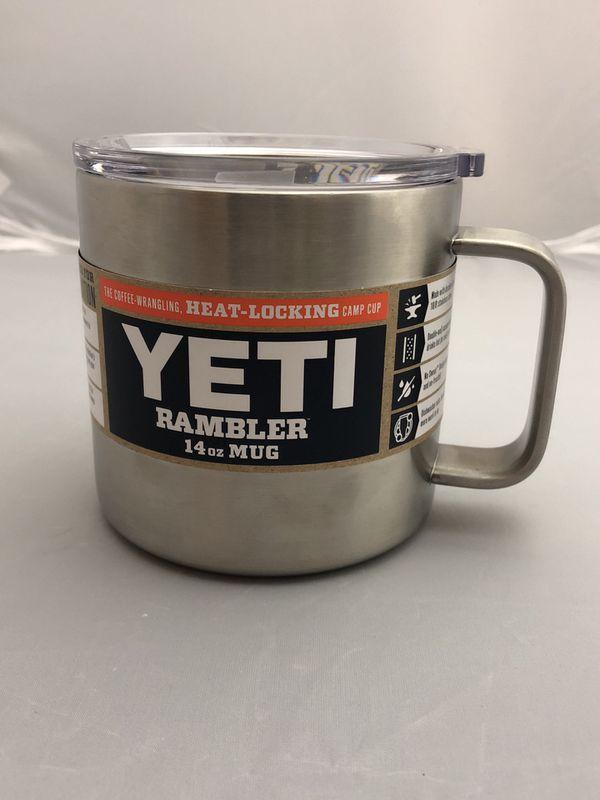 Yeti Rambler 14oz Mug for Sale in Dallas, TX - OfferUp
