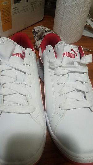 Tennis shoes puma new size 6.5 for Sale in Kensington, MD